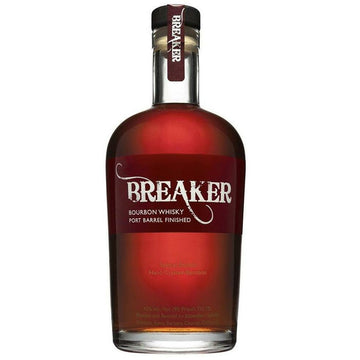 Breaker Bourbon Whiskey Port Finished