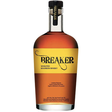 Breaker Wheated Bourbon Whiskey