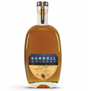 Barrell Private Release Irish Whiskey Finished in Spanish Brandy Casks