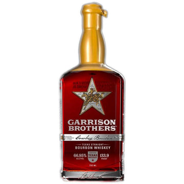 "Garrison Brothers ""Cowboy Bourbon"" 2020 Texas Straight Bourbon Whiskey"