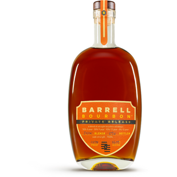 Barrell Bourbon Private Release D01K