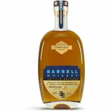 "Joe's Playlist Track 9 ""I Know a Guy"" Barrell Whiskey Private Release DHA3"