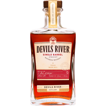Devils River Single Barrel Straight Bourbon Whiskey