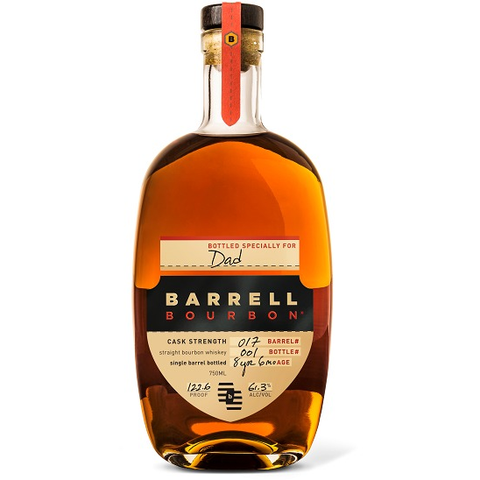 """Dad"" Barrell Bourbon Single Barrel M+G Exclusive"