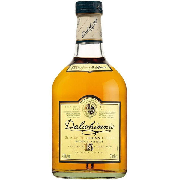 Dalwhinnie Distillery Scotch Single Malt 15 Year