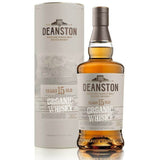 Deanston 15 Year Old Organic Single Malt Scotch