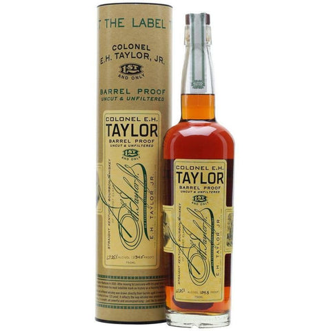 Colonel E.H. Taylor, Jr. Barrel Proof Bourbon