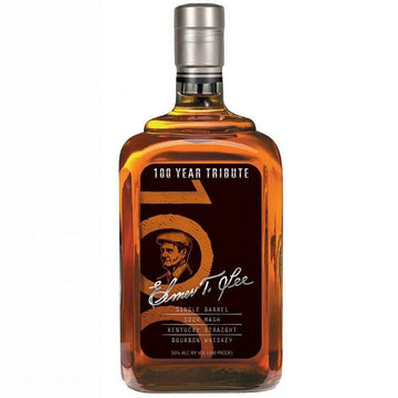 Elmer T. Lee 100th Year Tribute Single Barrel Bourbon
