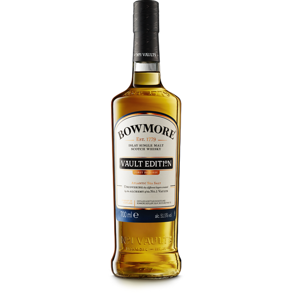 Bowmore Vault Edition No. 1