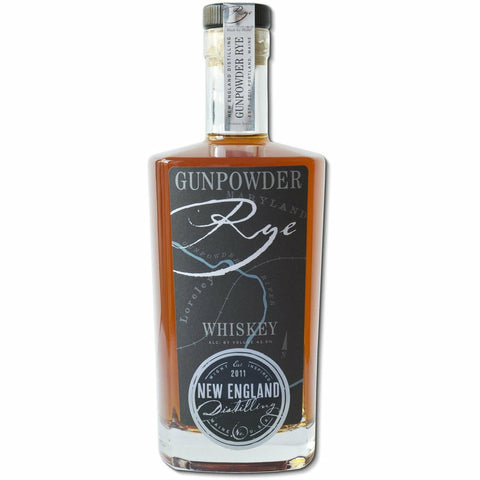 New England Distilling Gunpowder Rye