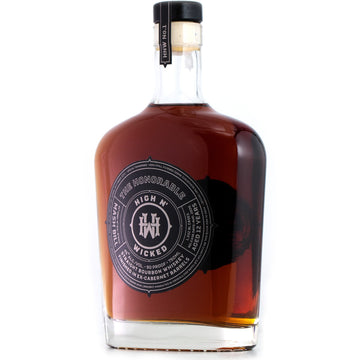 "High n' Wicked ""The Honorable"" 12 Year Old Bourbon Whiskey"