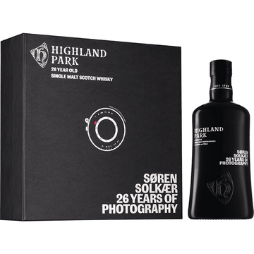 Highland Park Søren Solkær 26 Years of Photography