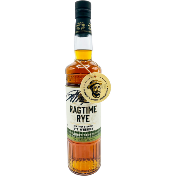 Garrett Oliver Single Barrel Ragtime Rye Selection