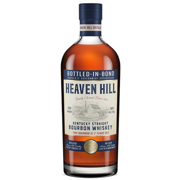 Heaven Hill Bottled-In-Bond 7-Year Bourbon Whiskey