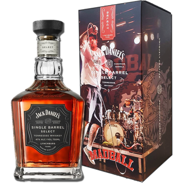 Preorder: Madball Jack Daniels Single Barrel Select