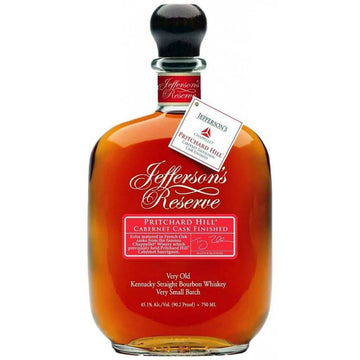 Jefferson's Bourbon Reserve Pritchard Hill Cabernet Cask Finished