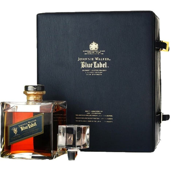 Johnnie Walker Blue Label 200th Anniversary Limited Edition