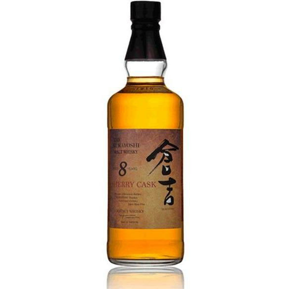 Kurayoshi 8 Year Old Sherry Cask Malt Whisky