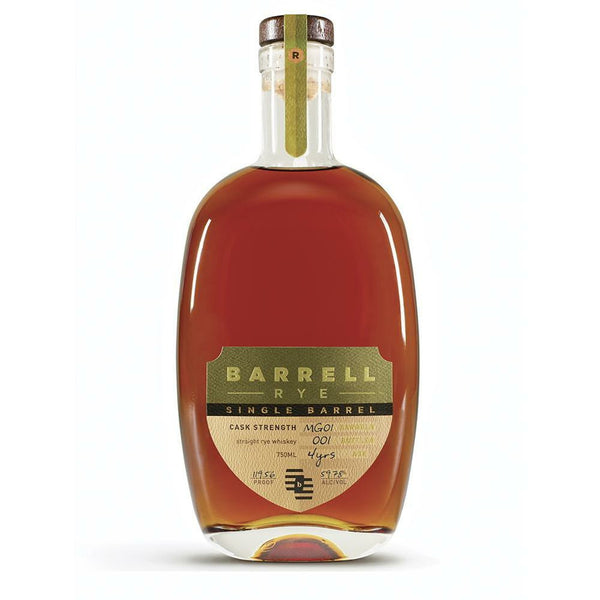"""Joe's Playlist"" - Track #2 Genesis Barrell Rye Single Barrel MG01"