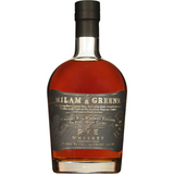Milam & Greene Straight Rye Whiskey Finished in Port Wine Casks