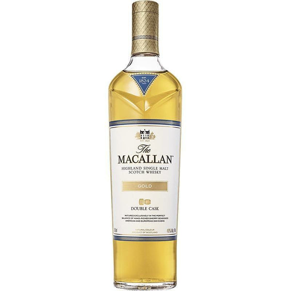 Macallan Double Cask Gold Single Malt
