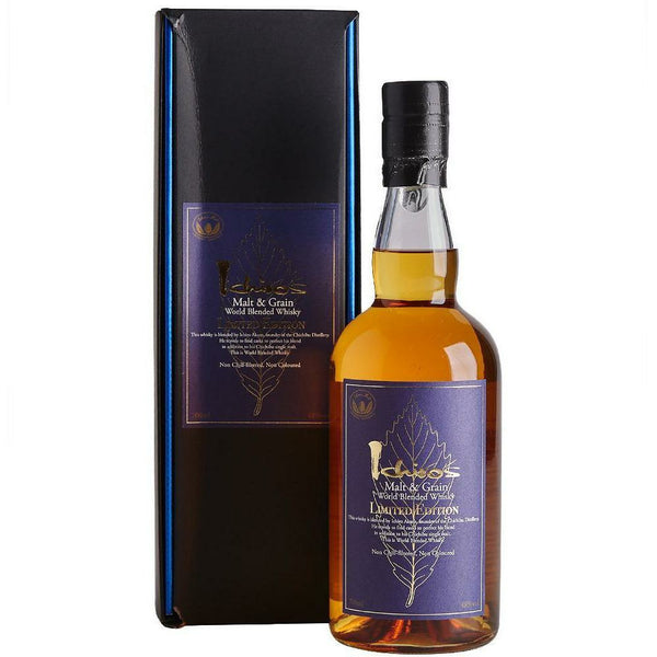 "Ichiro's Malt & Grain ""World Blended"" Whisky Limited Edition"