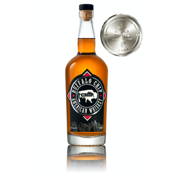 Pre-Order: Buffalo Chip American Whiskey