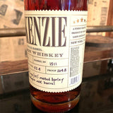 Mckenzie Single Barrel Bourbon #1511