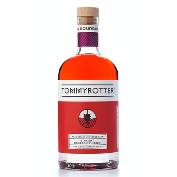 Tommyrotter Napa Valley Heritance Cask Straight Bourbon Whiskey