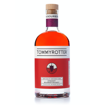 Tommyrotter Cider Cask Finished Tennessee Straight Whiskey