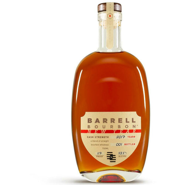 Barrell Bourbon New Year 2017