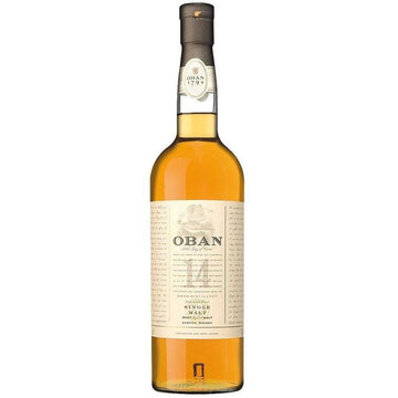Oban Scotch Single Malt 14 Year