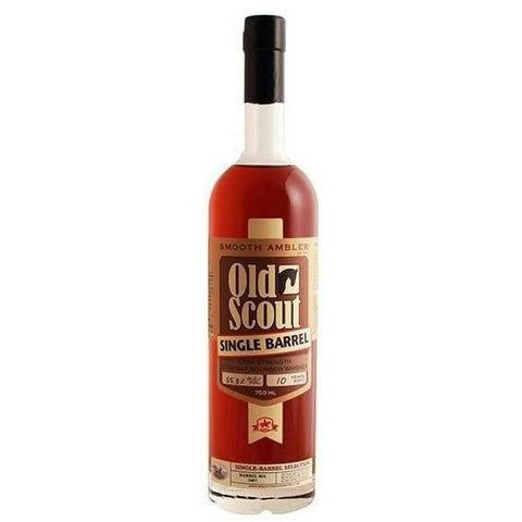 Smooth Ambler Old Scout Single Barrel Bourbon (11 Yr.)