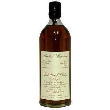Michel Couvreur 12 Year Old Overaged Malt Scotch Whisky