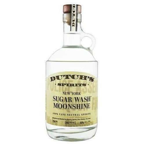 Dutch's Spirits Sugar Wash Moonshine