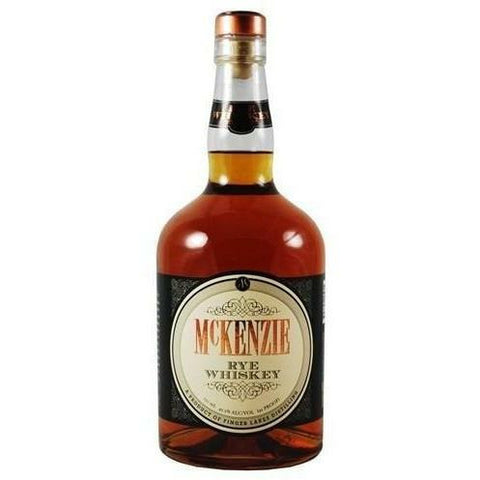 Finger Lakes Distilling Company McKenzie Rye Whiskey