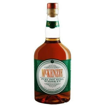Finger Lakes Distilling Company McKenzie Pure Pot Still Whiskey