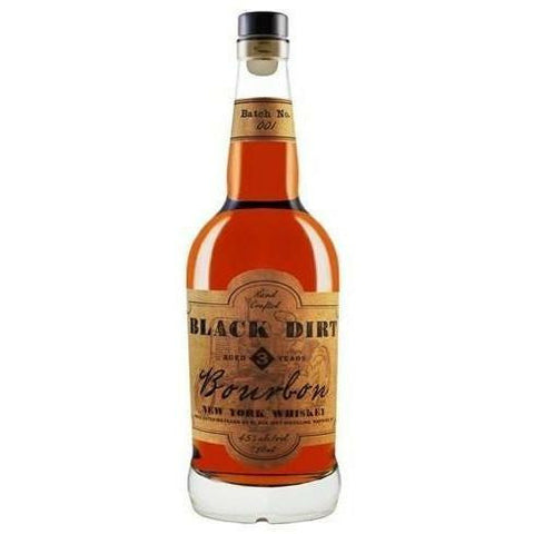 Black Dirt Bourbon Whiskey