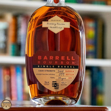 "Breaking Bourbon x Barrell Single Barrel Bourbon S168 ""Weekday"""