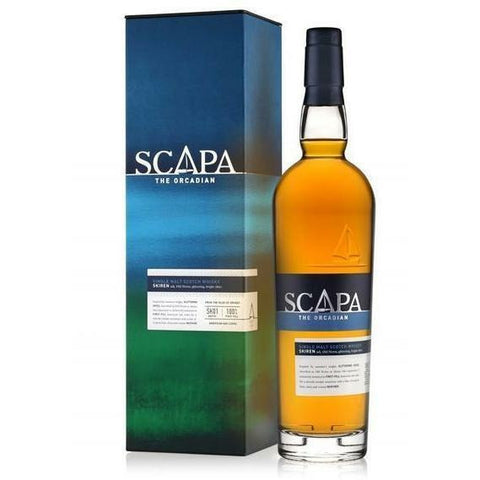 Scapa The Orcadian Skiren Single Malt Scotch Whisky