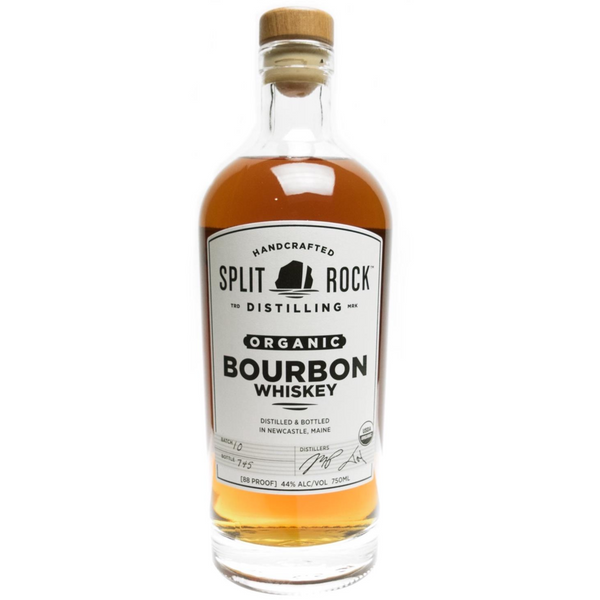 Split Rock Organic Bourbon Whiskey