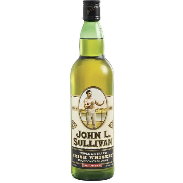 John L. Sullivan Irish Whiskey Aged In Bourbon Casks