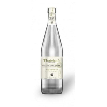 Thatcher's Organic Vodka