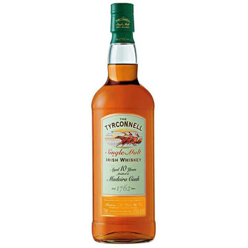 The Tyrconnell 10 Year Old Madeira Cask Single Malt Irish Whiskey