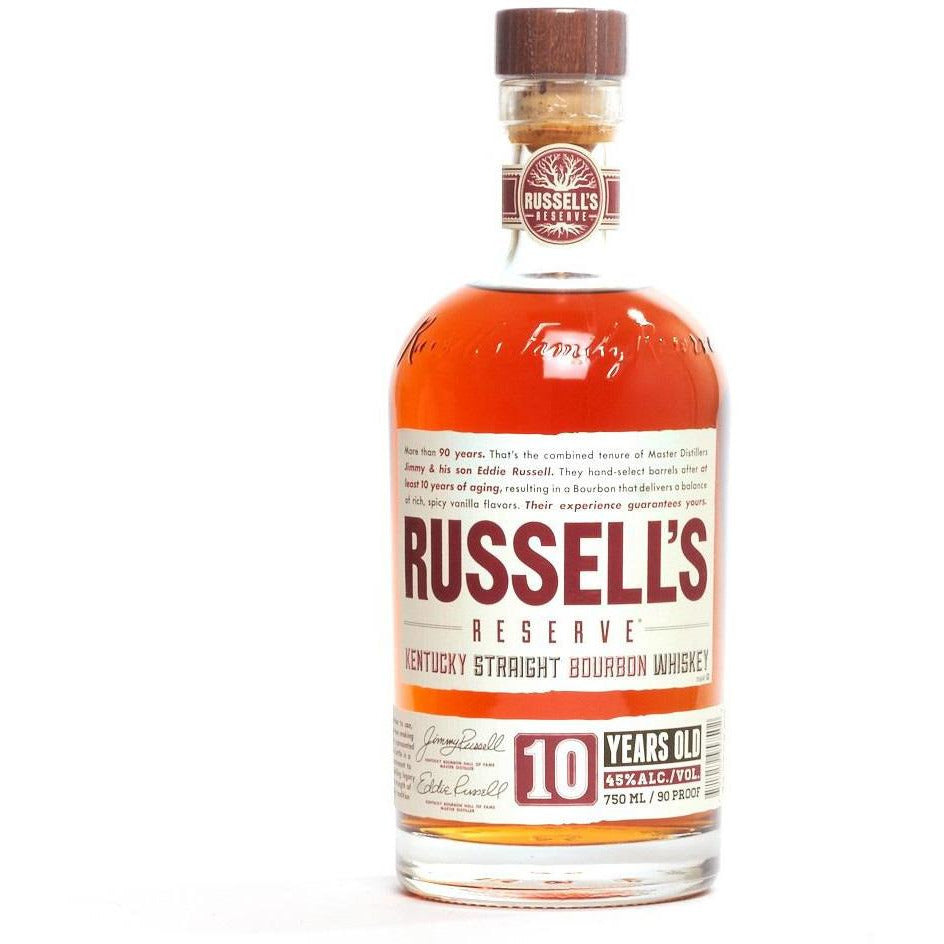 Russell's Reserve Bourbon 10