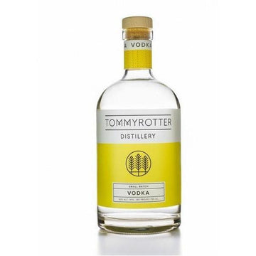 Tommyrotter Small Batch Vodka 750ml