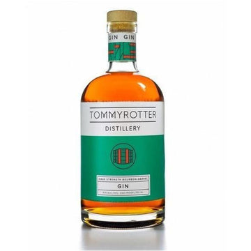 Tommyrotter Cask Strength Bourbon-Barrel Gin