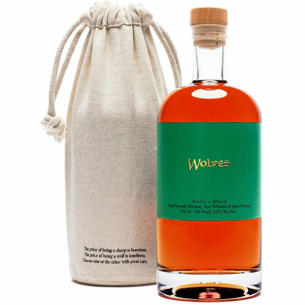 Wolves Whiskey Wally's Blend
