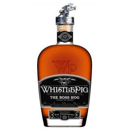 "Whistlepig ""The Boss Hog"" 2016 14 Year Old Rye"