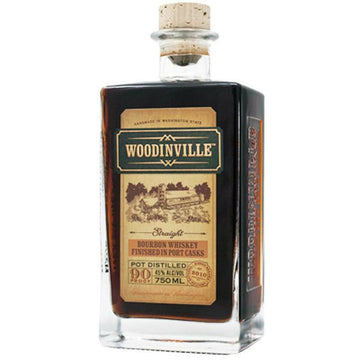 Woodinville Port Finished Bourbon Whiskey